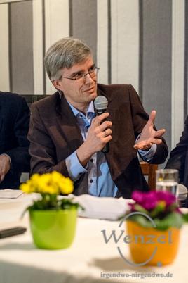 OB-Kandidat Olaf Meister –  Bündnis 90/Die Grünen