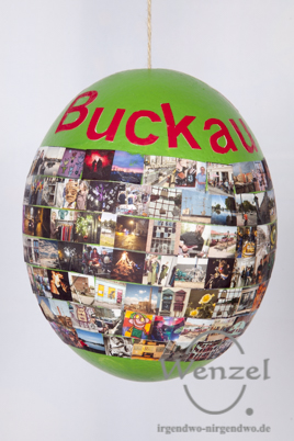 Das Buckauer Art-Ei - Versteigerung Sonntag, 29.3. 2015 ab 14.00 Uhr im Engpass