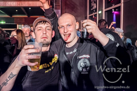 "Dritte Wahl -  Releaseparty ""Geblitzdingst"" in der Factory Magdeburg"