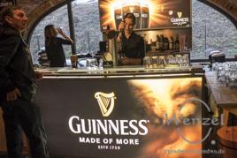 Irish Folk in der Festung Mark