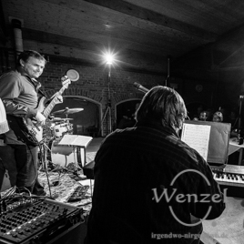 Jazz im Turmpark  –  Mohi & Ludwig Buschendorf & Oli Vogt Band