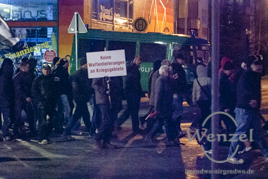 MAGIDA und kein Ende –  Polizei beschützt Aufmarsch