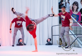 Da Rookies mit Breakdance, Hip Hop & Akrobatik –  City Carré Magdeburg