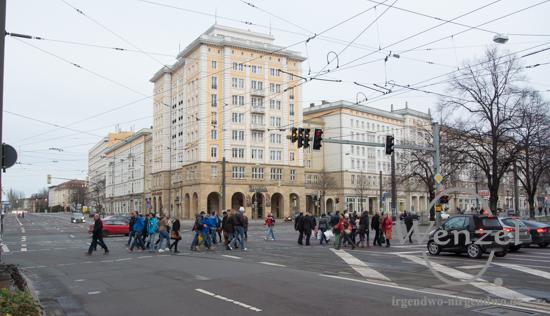 """Neue Haltestelle """"Weinarkade"""" ersetzt zukünftig Haltepunkt """"City Carré / Hauptbahnhof"""""""