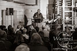H.C. Schmidt singt Tom Waits und liest Charles Bukowski