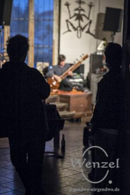 Instrumental-Projekt Pulsar Trio //  Magdeburg wird psychedelisch angehaucht