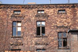 Verlassen, vergessen und zurückgelassen - wo einmal Menschen in Magdeburger lebten