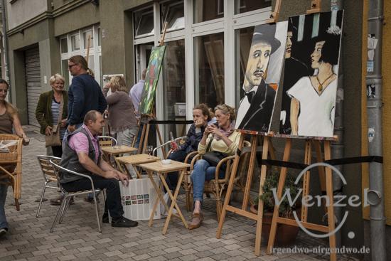 Heinz, der Kunstmarkt - Sonntag 10. Mai (12 bis 18 Uhr, Buckauer Engpass)