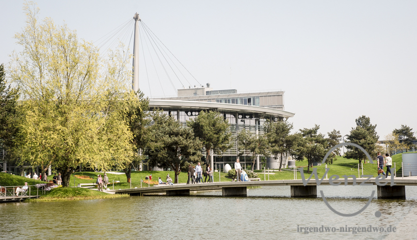 15 Jahre Autostadt Wolfsburg Irgendwo Nirgendwo