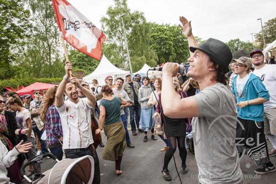 """""""Zargenbruch"""" –  Karneval der Kulturen 2015"""