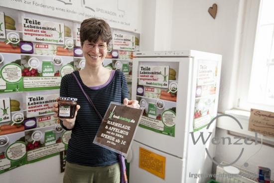 Foodsharing - Lebensmittel abgeben, die man nicht (mehr) benötigt