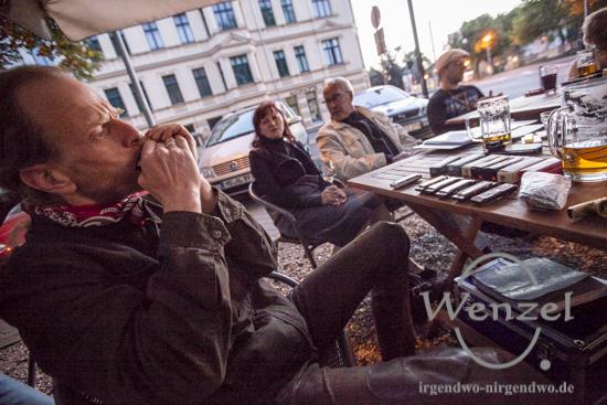 Open-Mic-Night im Nachdenker -  Kiezkneipe mit besonderem Flair