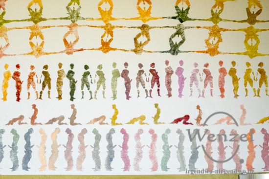 Zellenweise Kunst & Kultur - Herausforderung für alle Sinne