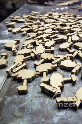 Wo Objekte aus  dem Nichts entstehen – Neuköllner Upcycling-Ladenwerkstatt