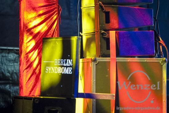 Berlin Syndrome - Rocken am Brocken 2015