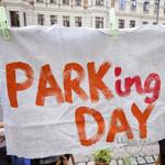 PARKING Day - Magdeburg entschläunigt sich