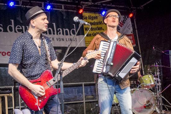 Die Seilschaft - Festival Gundis Lieder – Gundis Themen im freiLand Potsdam