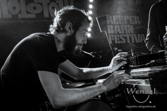 The Womb - Reeperbahn Festival 2015