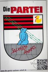 Die PARTEI  Sachsen-Anhalt