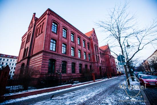 Sekundarschule Gottfried Wilhelm Leibniz - Hegelstraße - Blickwinkel Magdeburg