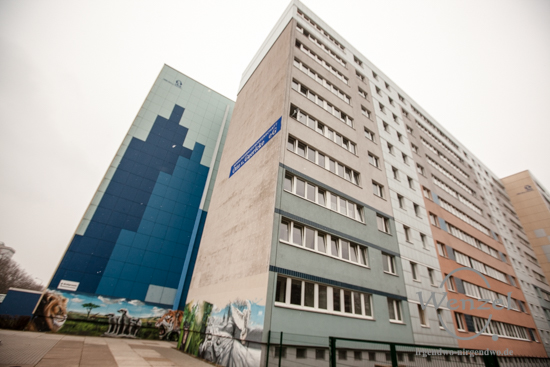 Saniert -  Victor-Jara-Straße 11-17