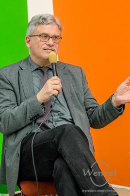 Prof. Dr. Matthias Puhle, Beigeordneter für Kultur, Schule und Sport