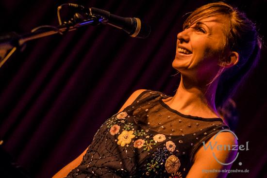 Liza&Kay und Band - Konzert Volksbad Buckau