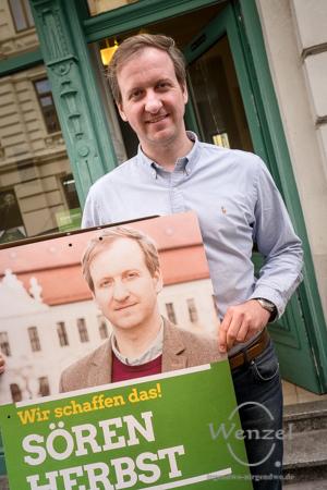 Sören Herbst Landtagsabgeordneter Bündnis 90/Die Grünen