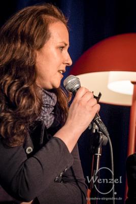 Nicole Anger engagiert sich im Willkommensbündnis Stadtfeld