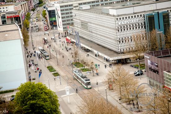 Frühlingsfest am Katharinenturm - Wohnungsbaugesellschaft Magdeburg lädt zu Kaffee & Kuchen in die 11. Etage