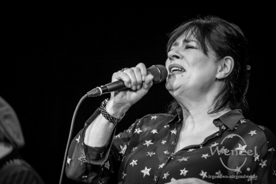 Ulla Meinecke - Konzert Feuerwache Magdeburg