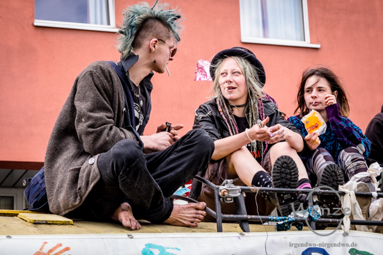Karneval der Subkulturen 2016