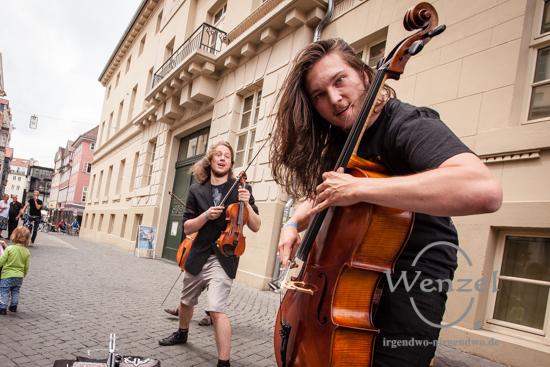 Carpe noctem - buskers – Straßenmusikfestival Braunschweig