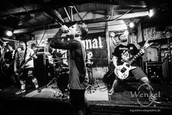 Monday Bash by Prison Riot Magdeburg