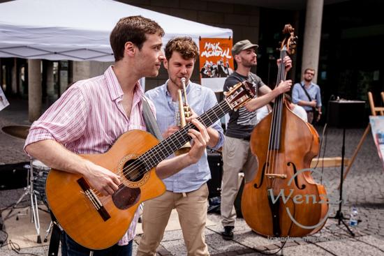 Maik Mondial - buskers – Straßenmusikfestival Braunschweig