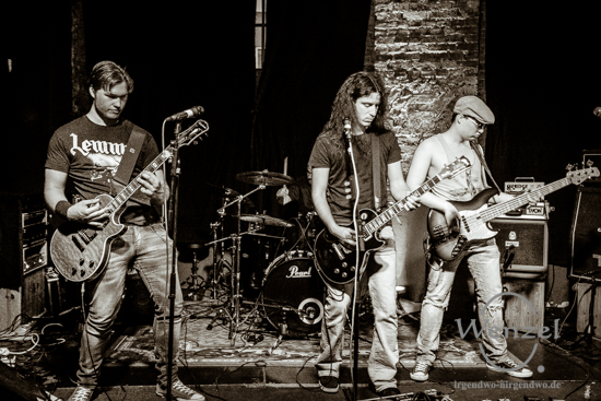 Benefiz Slam / Rock Night - HOT-Alte Bude