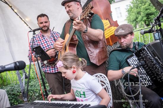5. Folk-Nacht  mit der Starbridge Folk Band im Weinkontor Reblaus