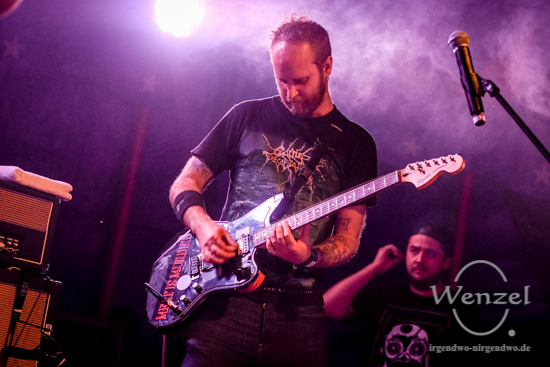 The Smith Street Band –  Rocken am Brocken 2016 –  Foto Wenzel-Oschington.de