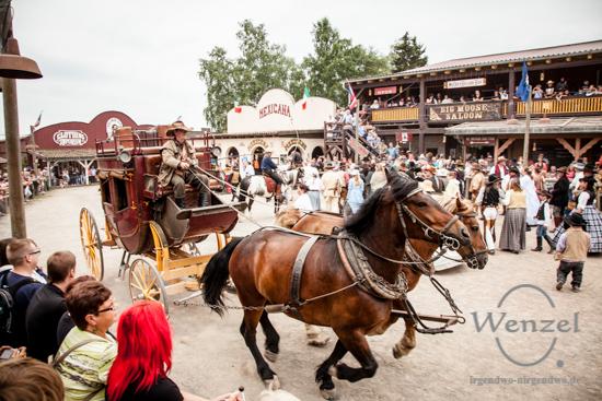 Westernstadt Pullmann City Harz –  Foto Wenzel-Oschington.de