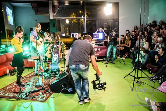 Magdeburger Kulturnacht 2016, Guericke-FM, Radio-LiveShow, Berge –  Foto Wenzel-Oschington.de