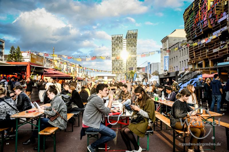Reeperbahn Festival 2016 – es geht los « Irgendwo – Nirgendwo