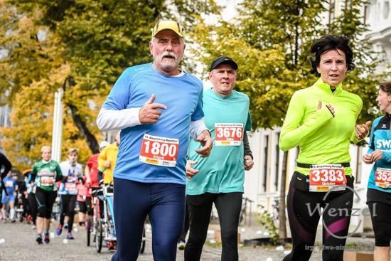 Magdeburg, Marathon, Stadtmarathon, 2016 –  Foto Wenzel-Oschington.de