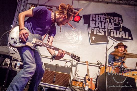 Shred Kelly, Reeperbahn Festival 2016 –  Foto Wenzel-Oschington.de
