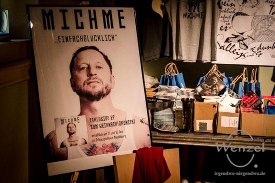 Einfach glücklich, Record Release, Schauspielhaus, Stephan Michme, Weihnachtskonzert –  Foto Wenzel-Oschington.de