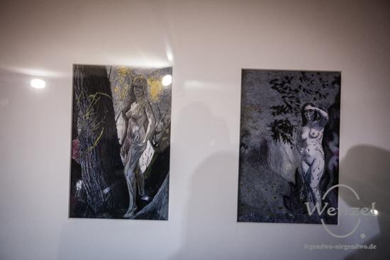 Fornamentik, Martin Müller, Paul Ghandi, Querstyle, Magdeburg –  Foto Wenzel-Oschington.de
