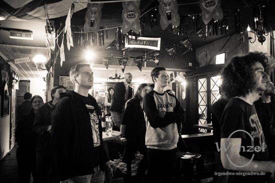 Lion, City, Pub, Magdeburg, Kautzrecordz, Konzert –  Foto Wenzel-Oschington.de