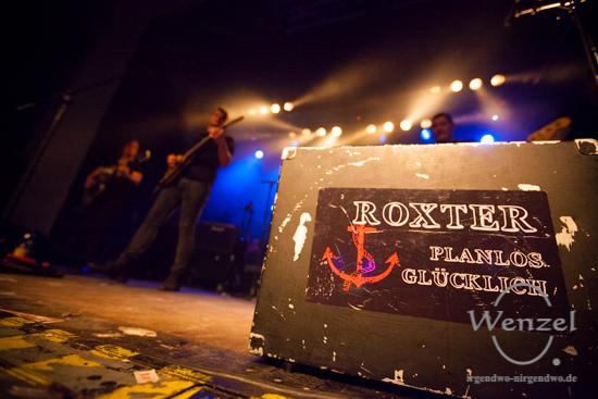 RoXter Planlos Glücklich, Factory, Magdeburg, Konzert –  Foto Wenzel-Oschington.de