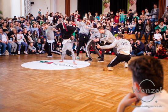 Nils Klebe, Da Rookies, Magdeburg, Breakdance, Meisterschaften, AMO –  Foto Wenzel-Oschington.de