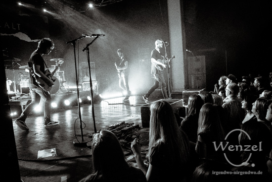 Heisskalt, Vom Wissen Und Wollen Tour, Factory, Magdeburg, Buckau, Department Musik, Konzert, Band, So leicht –  Foto Wenzel-Oschington.de