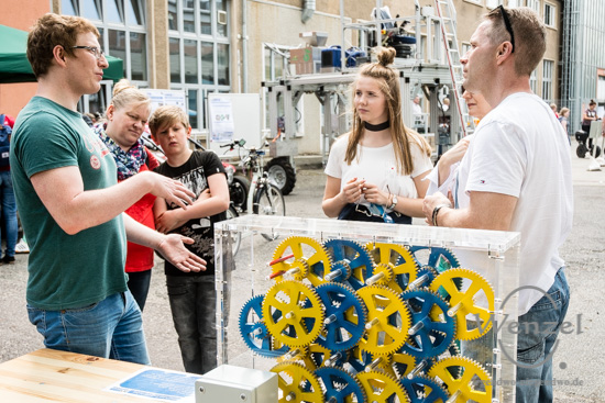 Magdeburg, Magdeburg 2025, Ottostadt, Kulturhauptstadt, Campusdate, Otto-von-Guericke Universität, Studieninfotag –  Foto Wenzel-Oschington.de